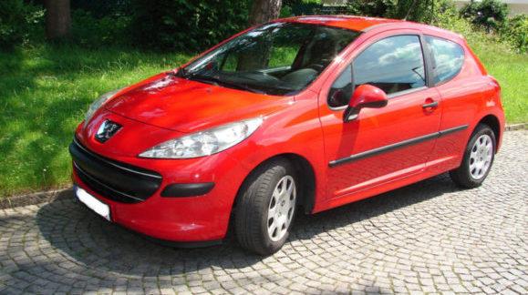 Peugeot 207  1,4i 2008